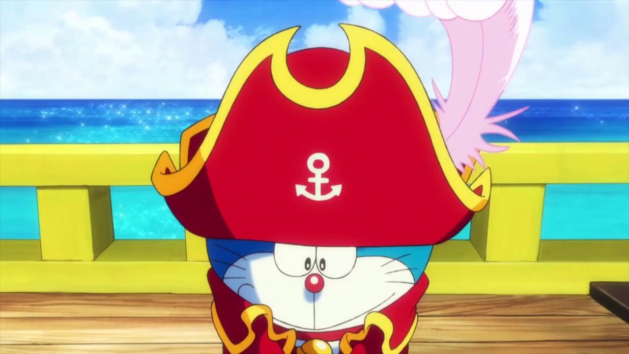 Phim Doraemon: Nobita Và Đảo Giấu Vàng