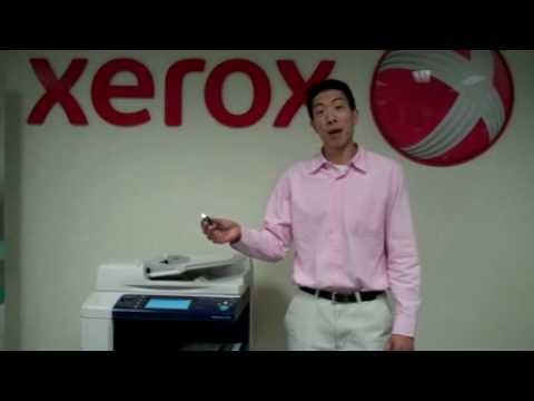 Multifunctional A3 laser color Xerox 7220