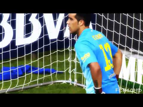 Claudio Bravo - Welcome To Manchester City - Best Saves ● FC Barcelona 2014/15   HD