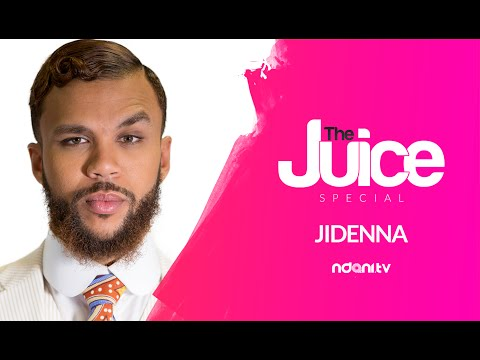 JIdenna on The Juice with Dorcas Shola Fapson