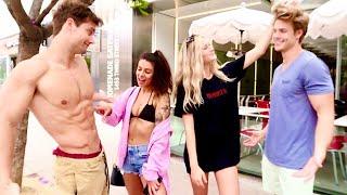 MALE Model Vs FITNESS Model: Who Do Girls Prefer? | Connor Murphy Vlogs