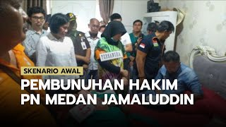 Skenario Awal Pembunuhan Jamaluddin, sang Istri Ternyata Ingin Buat Skenario Korban Serangan Jantung