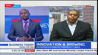 Innovation and Brewing: Fred Otieno-Head of Innovations EABL