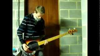 Bass cover of This Is The New Sound (Anti-Flag)