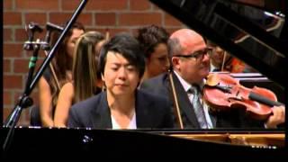 Partes Concierto No. 1 para piano y orquesta de L. van Beethoven. Solista: Lang Lang