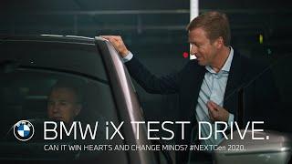 [오피셜] BMW iX Test Drive. | #NEXTGen 2020.
