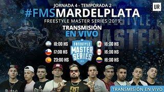 FMS ARGENTINA - Jornada 4 #FMSMarDelPlata Temporada 2019