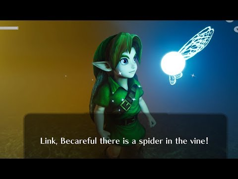 Unreal Engine 4 [4.19] Zelda Ocarina Of Time / First Dungeon Update 3#