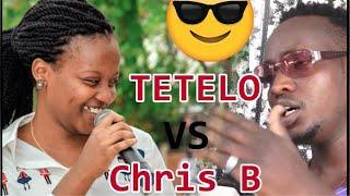 Laurette TETERO yakoresheje imvugo yicana Kandi unaravye mubwenge bwiwe nimuto