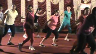 Zumba Diwali Group Dance