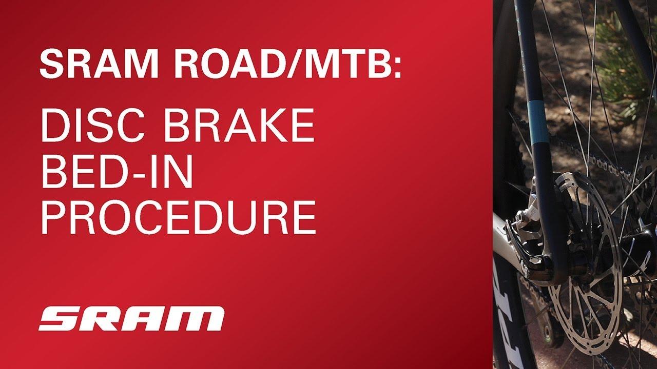 Видео Тормоз дисковый передний Sram G2 RS Disc Brake