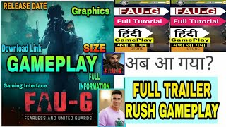 Watch later Add to queue FAUG THE NEW INDIAN PUBG GAME | FAU-G GAME BY AKSHAY KUMAR | FULL DETAILS RELEASE DATE DOWNLOAD LINK