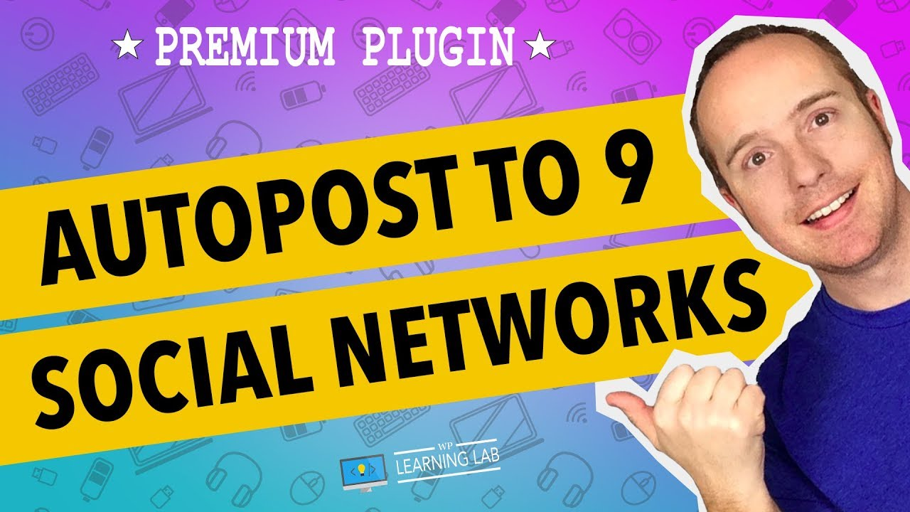 How To Auto Post WordPress To Social Networks With FS Poster Screenshot Download