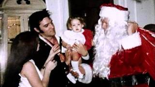 CHRISTMAS DUETS-ELVIS & CARRIE -I'LL BE HOME FOR CHRISTMAS.wmv