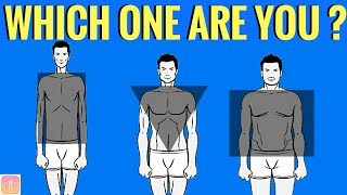 WHICH BODY TYPE ARE YOU? How to Train & Eat for YOUR body type? - Video Youtube
