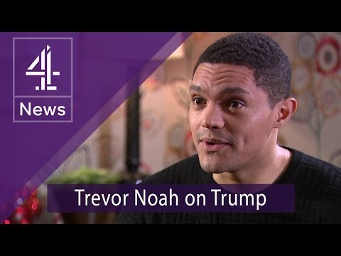Trevor Noah on Donald Trump, Race and The Daily Show | Full Interview