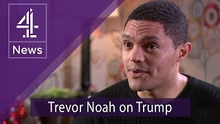 Trevor Noah on Donald Trump, Race and The Daily Show   Full Interview