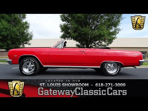1965 Chevrolet Malibu for Sale - CC-989451