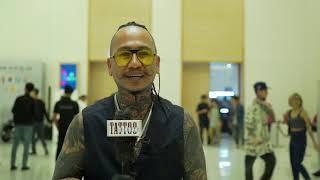 Mr. Tri Tam Quoc - Interview in Saigon Tattoo Expo 2018 - Barbershop Vu Tri