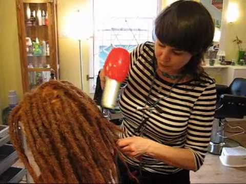 Knotty Boy How to screw up Dreadlocks - Part 2