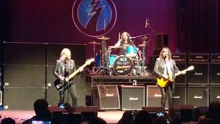 Ace Frehley in NJ 2/3/18 Rip It Out