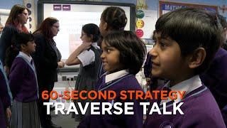 60-Second Strategy: Traverse Talk