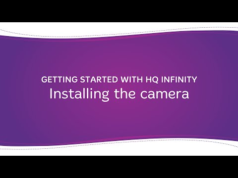 HQ Infinity - Installing the Video Camera