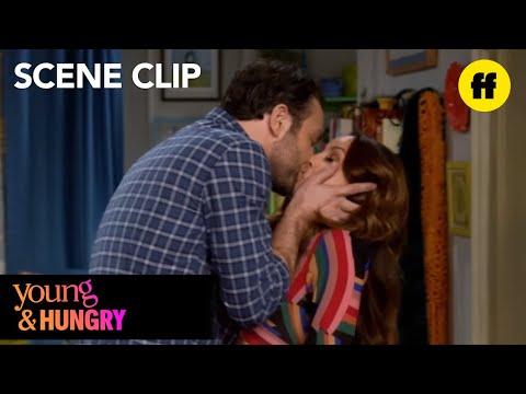 Young & Hungry | Season 5, Episode 10: Josh Kisses Sofia | Freeform