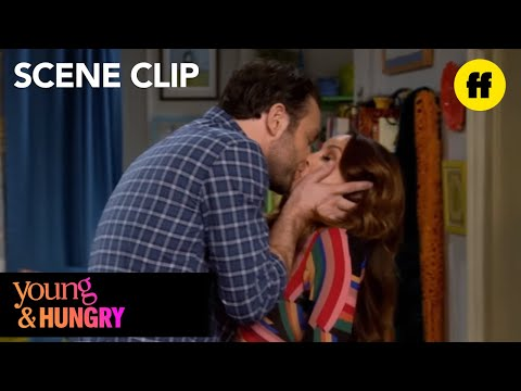 Young & Hungry | Season 5, Episode 10: Josh Kisses Sofia | Freeform