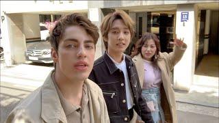 In Korea With Holland And HeyitsFeiii