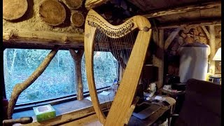 """Making """"The Love Harp"""" As A Gift For My Girlfriend"""
