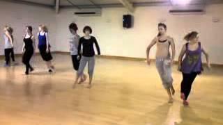 Man in the Mirror Contemporary Dance
