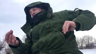 Рыбалка в январе на ахтубе