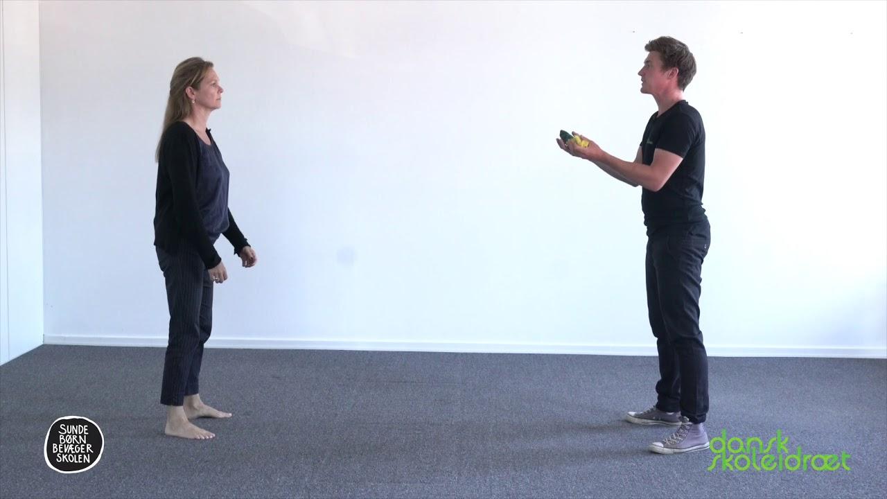 10.1 - Kast med to bolde
