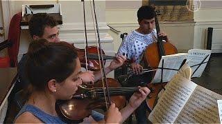 Классическая музыка сближает евреев и арабов (новости)
