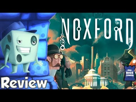 Noxford Review - with Tom Vasel