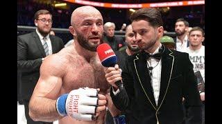 Слова Магомеда Исмаилова после боя с Владимиром Минеевым. FIGHT NIGHTS GLOBAL 90