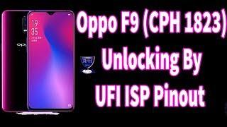 Realme C1 RMX 1811 Unlocking By UFI ISP Pinout - Thủ thuật máy tính