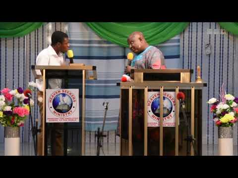 HOLINESS CONFERENCE 2017 -  GOD'S ANGER AGAINST THE WICKED - Pastor Abraham Yakubu