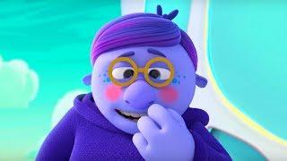 Море любви – Монсики – мультфильм для детей – Чувства и эмоции