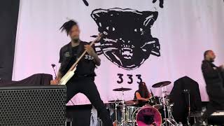 FEVER 333   Burn It  We're Coming In 8202019 Noblesville IN