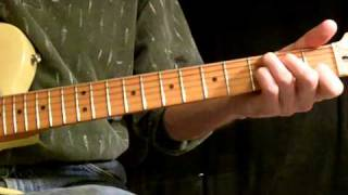 Guitar Lesson 'Tired of Being Alone' Al Green