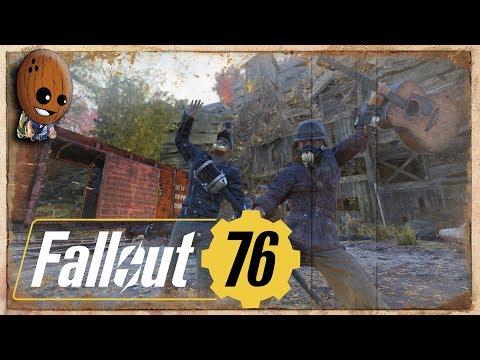 Fallout 76 - Прохождение #6➤Шахта