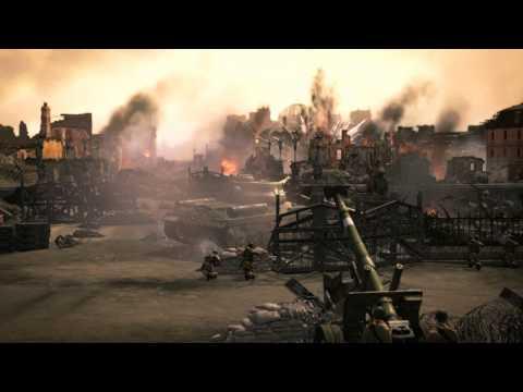 Trailer de Company of Heroes 2