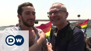 Being Gay in Turkey   DW News