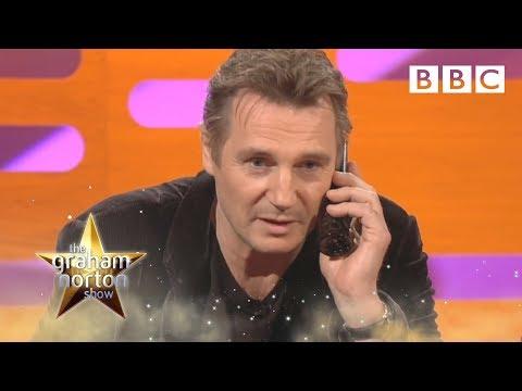 Liam Neeson a hlasová schránka