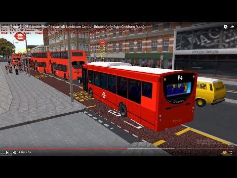 OMSI 2 | London, Route 3: Brixton to Kennington | ALX400 - Youtube
