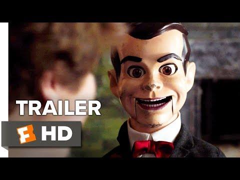 Goosebumps 2: Haunted Halloween Trailer #1 (2018)