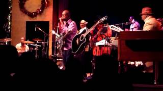 """Tony Toni Tone! Performing """"Whatever You Want"""" Live @ Yoshi's In Oakland On December 22, 2012"""