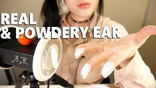 ASMR It's Most Realistic Ear Massage 1H Maybe! 😂
